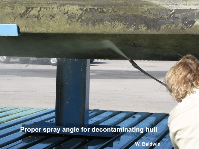 A v resources the aquatic nuisance species project - Innovative water decontamination project ...